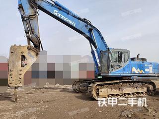 山重建機GC458LC-8挖掘機實拍圖片