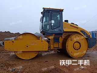 安徽-巢湖市二手山推SR2125S压路机实拍照片