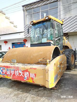 江苏-淮安市二手徐工XS223J压路机实拍照片