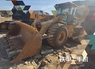 保山徐工LW500F装载机实拍图片