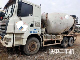 三一重工SY5250GJB4攪拌運輸車實拍圖片