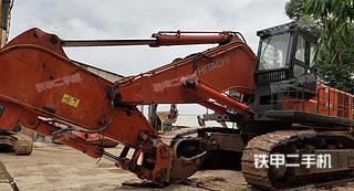 邦立重机CED1000-7反铲挖掘机实拍图片