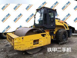 贵州-黔东南苗族侗族自治州二手山推SR22MA压路机实拍照片