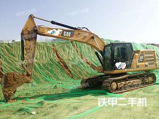 陕西-西安市二手卡特彼勒新一代Cat®323液压挖掘机实拍照片