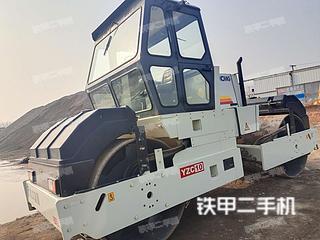 安徽-合肥市二手徐工YZC10压路机实拍照片