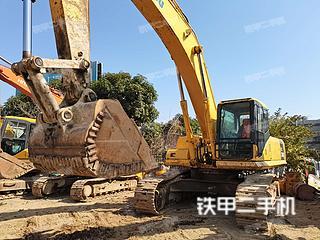 福建-福州市二手小松PC360-7挖掘机实拍照片