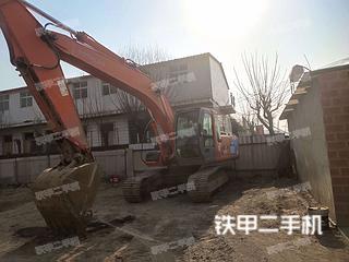 保山日立ZX200挖掘機實拍圖片