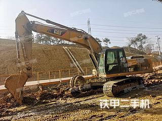 卡特彼勒325D挖掘机实拍图片