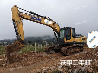 贵州-黔南布依族苗族自治州二手徐工XE215D挖掘机实拍照片
