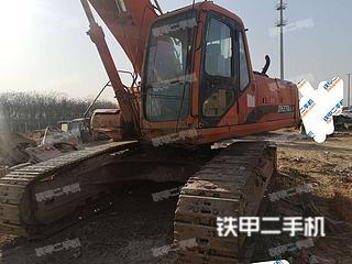 保定斗山DH360LC-V挖掘机实拍图片