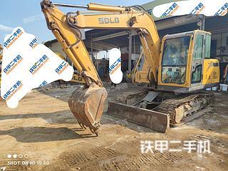 广西-南宁市二手山东临工E680F挖掘机实拍照片