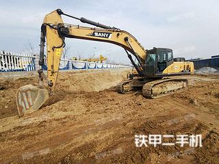 三一重工SY305C挖掘機實拍圖片
