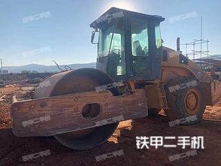 云南-文山壮族苗族自治州二手柳工CLG622压路机实拍照片