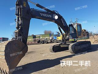 内蒙古-鄂尔多斯市二手沃尔沃EC360BLC挖掘机实拍照片