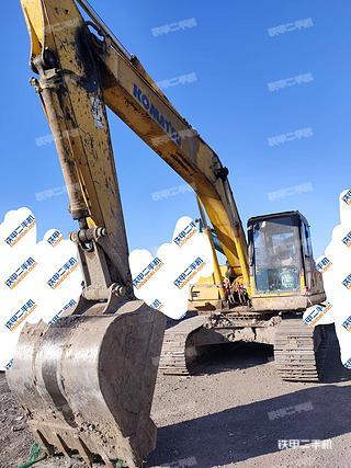 天津-天津市二手小松PC200-7挖掘机实拍照片