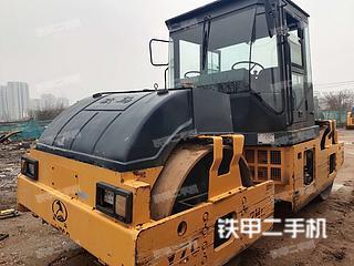 安徽-合肥市二手江苏骏马YZC12J压路机实拍照片