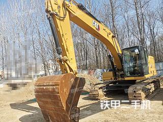 河南-许昌市二手卡特彼勒新一代Cat®323液压挖掘机实拍照片
