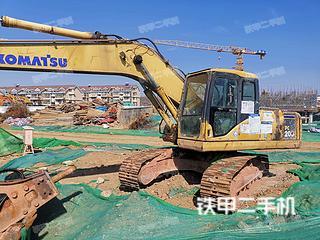江苏-南京市二手小松PC200-7挖掘机实拍照片