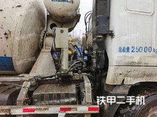 保定华菱星马AH5256GJB7搅拌运输车实拍图片