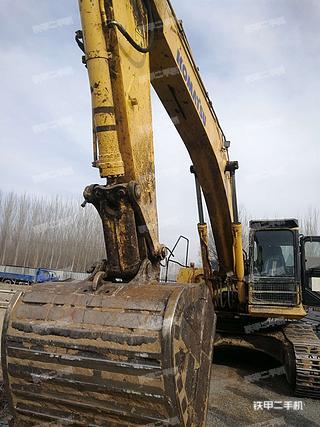 北京小松PC300-7挖掘機實拍圖片