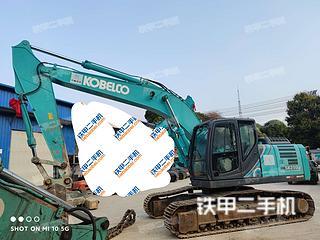 广西-南宁市二手神钢SK210LC-10挖掘机实拍照片