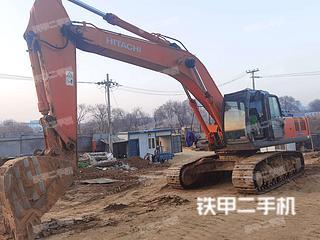 山东-烟台市二手日立ZX330-3G挖掘机实拍照片