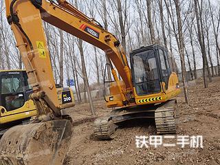 北京雷沃重工FR150-7挖掘机实拍图片