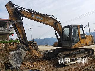 湖南-张家界市二手徐工XE150B挖掘机实拍照片