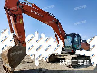 天津日立ZX360K-5A挖掘機實拍圖片