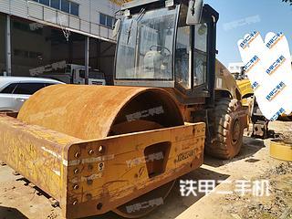 湖南-长沙市二手厦工XG6224M压路机实拍照片