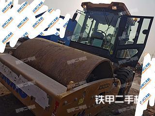 江苏-徐州市二手徐工XS223J压路机实拍照片