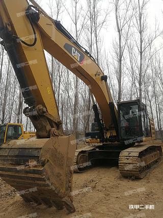 北京卡特彼勒336EL挖掘机实拍图片