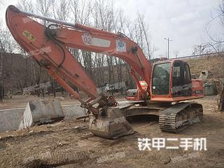 山西-太原市二手斗山DX260LC挖掘机实拍照片