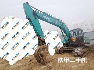 北京-北京市二手神钢SK200-8挖掘机实拍照片