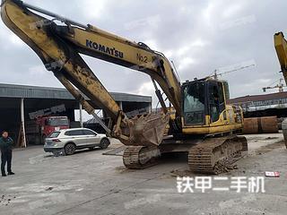 二手小松 PC220LC-8 挖掘机转让出售