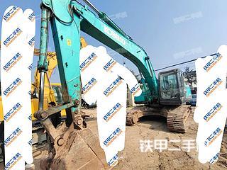 四川-雅安市二手神钢SK250-8挖掘机实拍照片