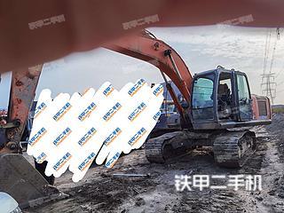 浙江-杭州市二手日立ZX210H-3挖掘机实拍照片