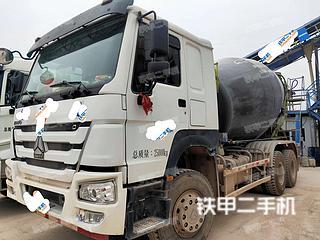 保定中联重科ZLJ5253GJBE搅拌运输车实拍图片