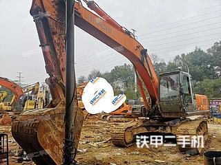 湖南-怀化市二手日立ZX260LCH-3G挖掘机实拍照片
