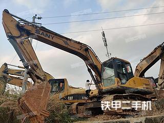 广西-贺州市二手三一重工SY215C挖掘机实拍照片