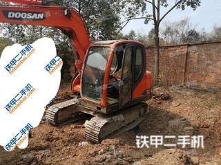 二手斗山 DX80 挖掘机转让出售
