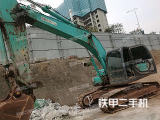 湖南-衡阳市二手神钢SK200-8挖掘机实拍照片