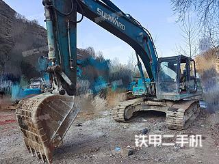 山河智能SWE230挖掘機實拍圖片