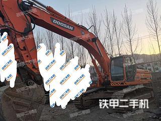 二手斗山 DX420LC 挖掘机转让出售