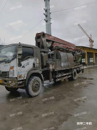 三一重工SY5190TB25泵车实拍图片