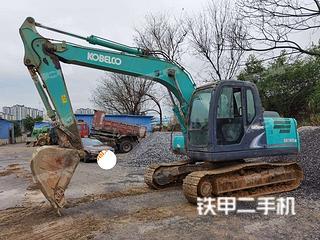 柳州神钢SK140LC-8挖掘机实拍图片