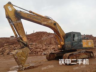 二手现代 R335LC-7 挖掘机转让出售
