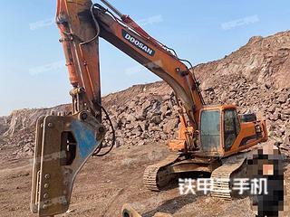 二手斗山 DH370LC-7 挖掘机转让出售