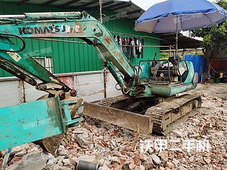 小松PC40R-8挖掘機實拍圖片