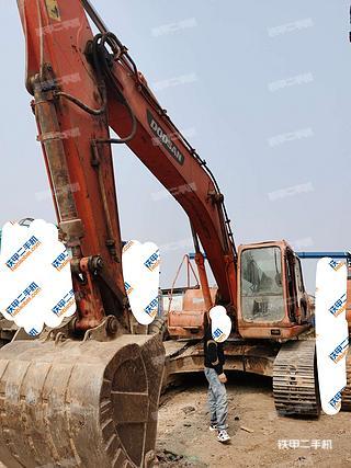 四川-绵阳市二手斗山DH258LC-7挖掘机实拍照片